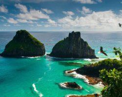 Fiscalização proíbe ambulantes não cadastrados de atuar nas praias de Noronha