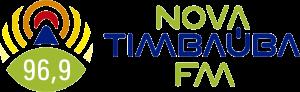 Logo Nova Timbaúba FM