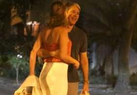 William Bonner se casa em São Paulo com Natasha Dantas