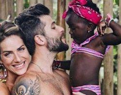 Socialite chama filha de Gagliasso e Ewbanck de 'macaca horrível'