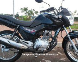 Motocicleta é tomada de assalto em Ferreiros neste sábado (31)
