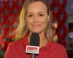 Repórter da ESPN é alvo de ameaça de estupro em estádio