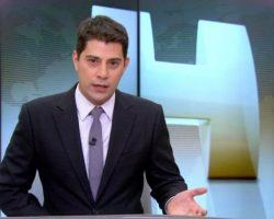 Após deixar a Globo, Evaristo Costa acerta contrato e receberá R$ 400 mil