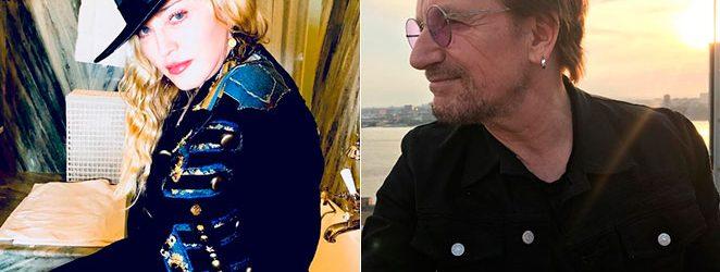 Madonna e Bono Vox estão envolvidos em escândalo fiscal