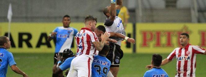 Náutico perde por 3×1 para o Paysandu e enfrenta o perigo do rebaixamento