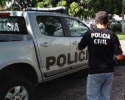 Em Timbaúba, jovem acusado de roubo de motocicleta é preso pela Polícia Civil
