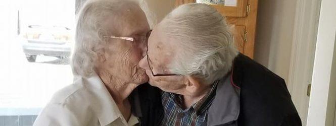 Asilo separa casal juntos há 73 anos e gera revolta