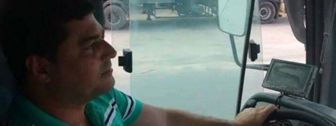 Sem motorista, prefeito dirige ônibus e leva concurseiros para prova em Pernambuco