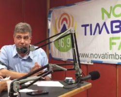 Em entrevista, deputado federal Marinaldo Rosendo faz duras críticas a gestão do Prefeito de Timbaúba, Ulisses Felinto, e ao governador de Pernambuco, Paulo Câmara
