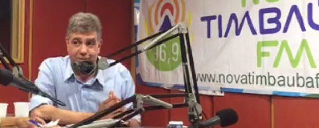 Marinaldo Rosendo fecha com a cúpula nacional do PP