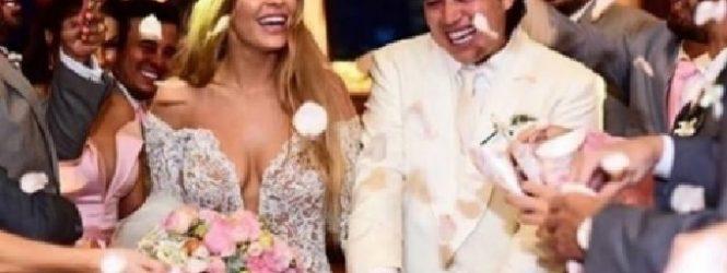 Luísa Sonza e Whindersson Nunes se casam em Alagoas