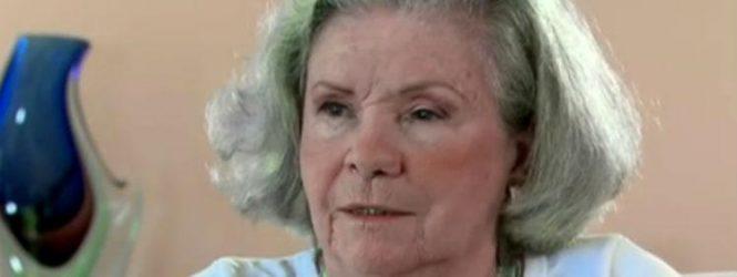 Atriz Eloísa Mafalda morre aos 93 anos