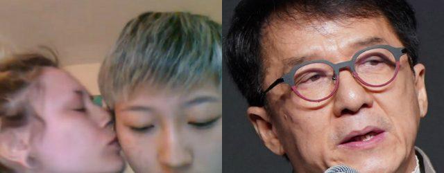 Filha do ator Jackie Chan revela que virou moradora de rua por conta da homofobia dos pais