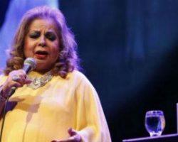 Aos 89 anos, morre a cantora Angela Maria