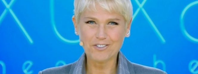 Xuxa cancela show no Recife