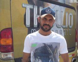 Rio Grande do Norte: Criminosos fazem arrastão a casa dedo cantor e roubam cachês de shows