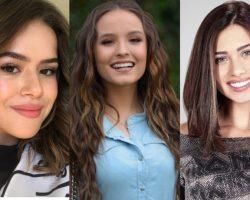 SBT estreia série cômica com Maisa, Larissa Manoela e Flávia Pavanelli