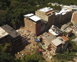 Sobe para onze número de mortos em desabamento no Rio de Janeiro