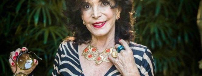 Morre, aos 84 anos, a atriz mineira Lady Francisco