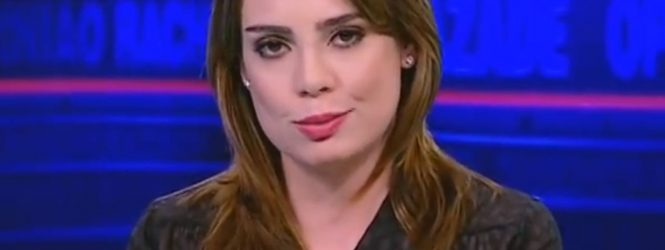 Rachel Sheherazade leva suspensão de Silvio Santos