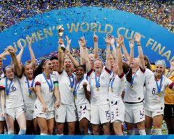 Brasil registra a maior audiência do mundo para a final da Copa feminina