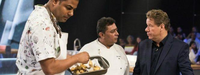 Pernambucano Chef Thiago das Chagas é selecionado para o 'Mestre do Sabor', conquistou a última vaga para o time de José Avillez