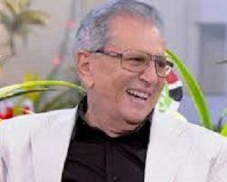 Humorista Carlos Alberto de Nóbrega está internado com infecção generalizada