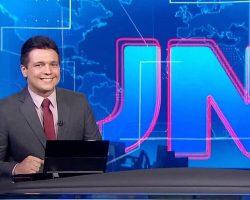 Infectado com coronavírus, apresentador da TV Globo respira com ajuda de aparelhos
