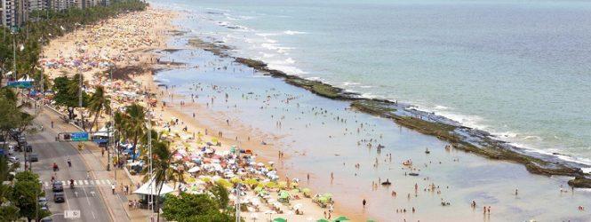 Governo determina fechamento de praias e parques em Pernambuco
