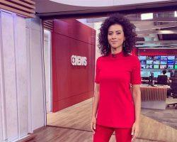 Jornalista da GloboNews revela ao vivo ter sofrido racismo na Record
