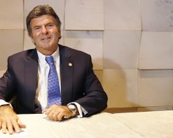 Luiz Fux toma posse como presidente do STF