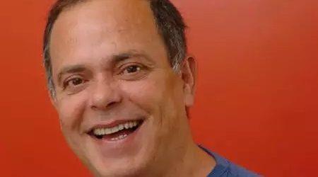 Morre o jornalista e apresentador Fernando Vannucci, aos 69 anos.