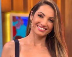 Patrícia Poeta assume Encontro na ausência de Fátima Bernardes