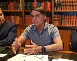 Auxílio emergencial: Bolsonaro promete 4 parcelas de R$ 250 a partir de março